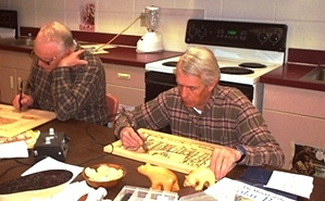Wood Carving Classes and Workshops