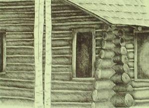 Gradnpa's Old Log Tourist Cabin