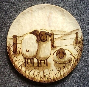 TWord0 Carved Sheep