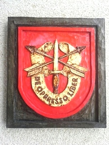 SF Crest - U.S. Army Special Operations Command