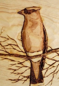 Wood Carving Wax Wing