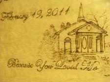 Wedding at the Church