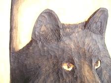 Wood Carved Wildlife: M10189