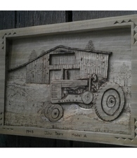 1948 JOHN DEERE TRACTOR