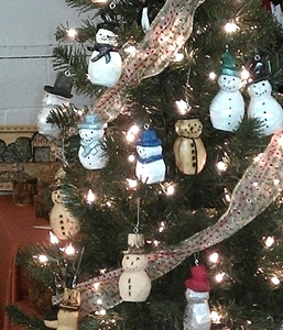 Personalized  Snowman Collection