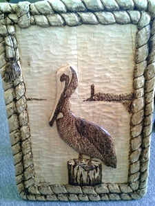 Deep Relief of Pelican