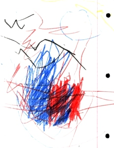 Addalyn's Art during these troubled times!